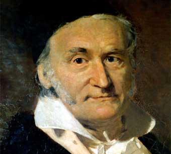 GAUSS, Karl Friedrich